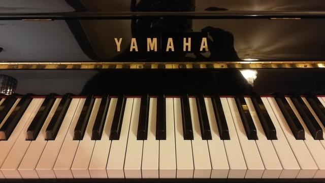 PIANO VERTICAL YAMAHA SILENT B1 - foto 2