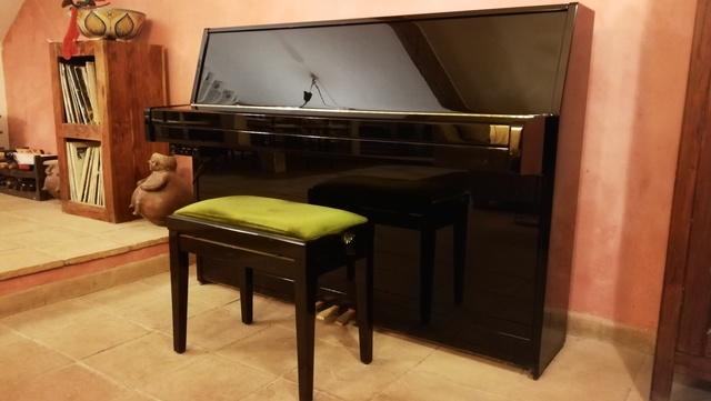 PIANO VERTICAL YAMAHA SILENT B1 - foto 3
