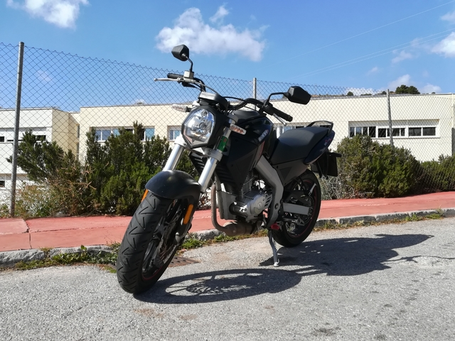 MIL ANUNCIOS.COM - Motor Hispania Mh7 naked ÚLTIMA OFERTA!!