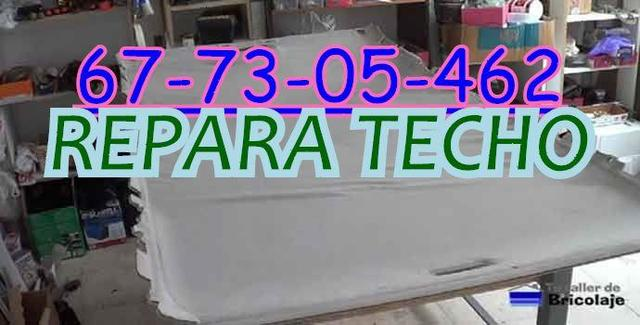 TAPIZADO DE TECHOS EN TELA FOAMIZAD - foto 1