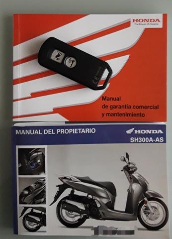 HONDA - SH 300I ABS - foto 9