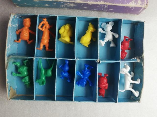 La Caja Magica De Disney Completa  Dunk