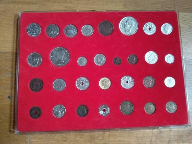 Monedas Historia De La Peseta