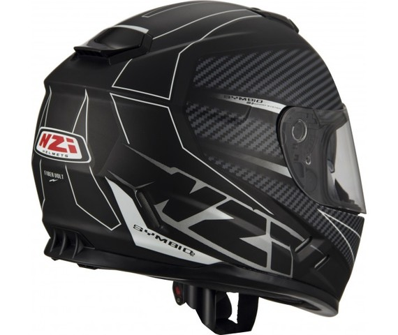 Casco moto Shiro SH 600 Elite negro matefluor