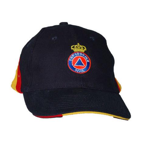 Gorra De Proteccion Civil - Nueva