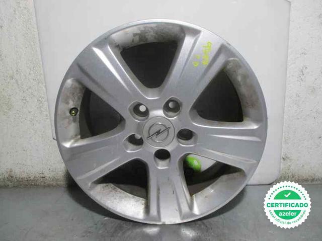 20 tornillos a ORIG acero-y llantas de aluminio Opel Vectra C//Zafira B//combo D