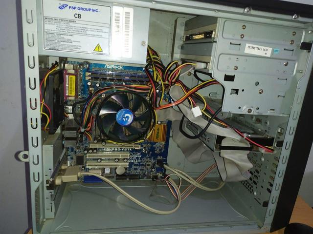 TORRE ORDENADOR AMD SEMPRON A  2.  00GHZ - foto 2