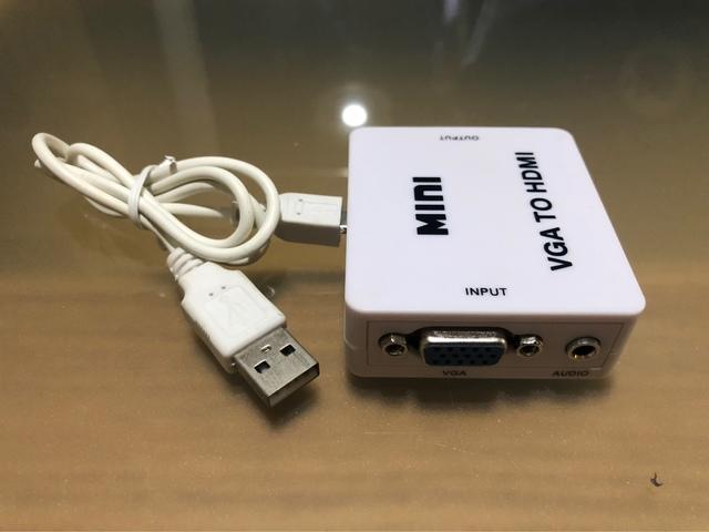 CONVERTIDOR DE VGA A HDMI - foto 4