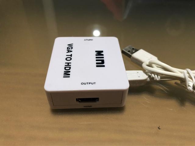 CONVERTIDOR DE VGA A HDMI - foto 5
