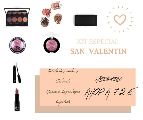 Mil Anuncioscom Kit Maquillaje San Valentin