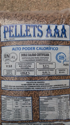 PELLETS CON ENTREGA A DOMICILIO GASTEIZ - foto 2