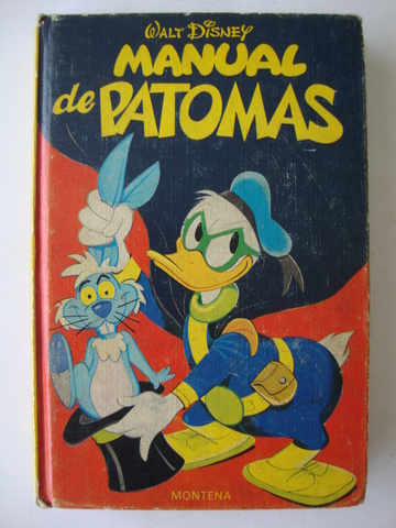 MANUAL DE PATOMAS WALT DISNEY - foto 1