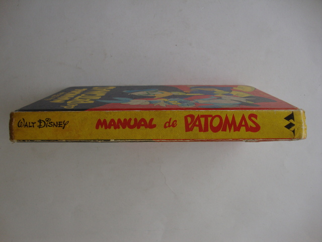 MANUAL DE PATOMAS WALT DISNEY - foto 3