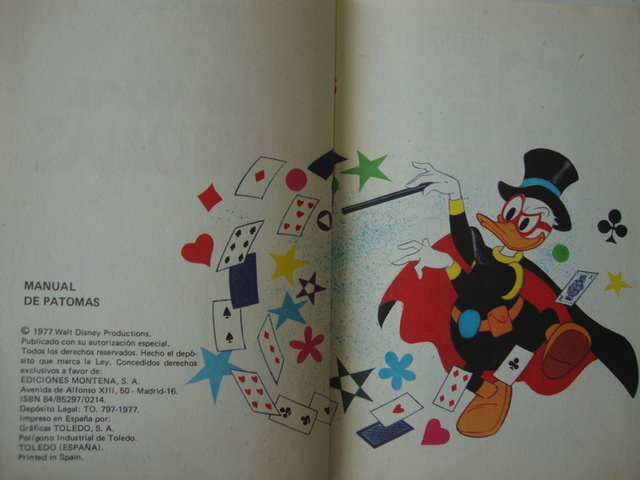 MANUAL DE PATOMAS WALT DISNEY - foto 4