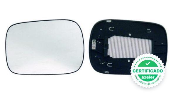 retrovisor exterior 31351402 Cristal de espejo