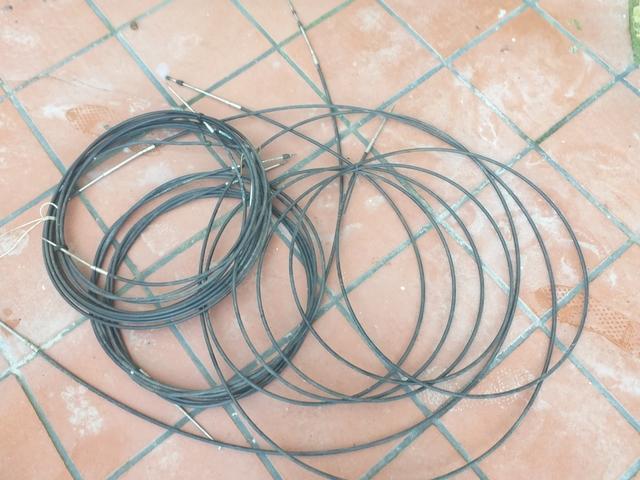 CABLES  MORSE  UNIVERSALES  YAMHA  HONDA - foto 1