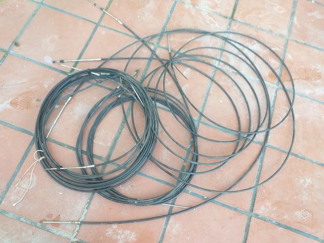 CABLES  MORSE  UNIVERSALES  YAMHA  HONDA - foto 2