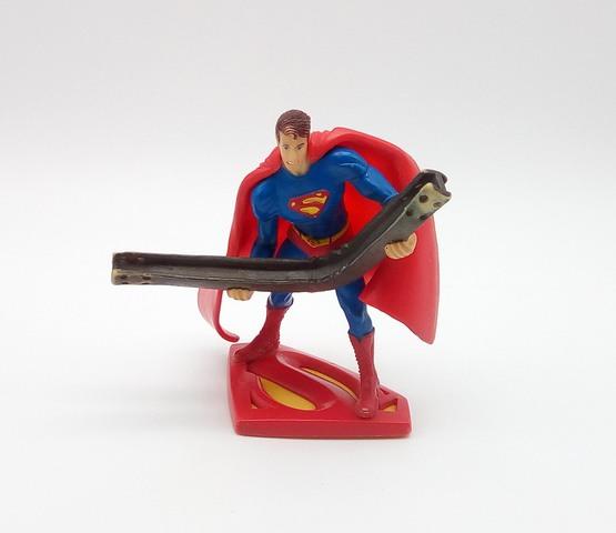 Superman (Figura Bully)