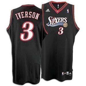 CAMISETA BALONCESTO NBA 76ERS IVERSON - foto 1