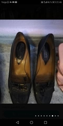 MIL ANUNCIOS.COM Zapatos mujer talla 39 Segunda mano y