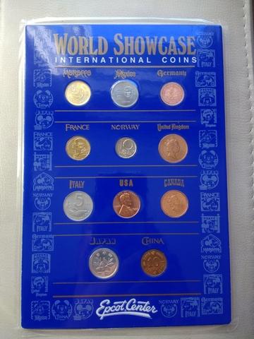 Monedas Del Mundo Sin Circular