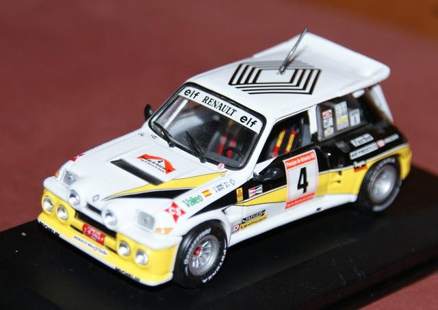 Renault 5 Maxi Turbo Rallye Principe De