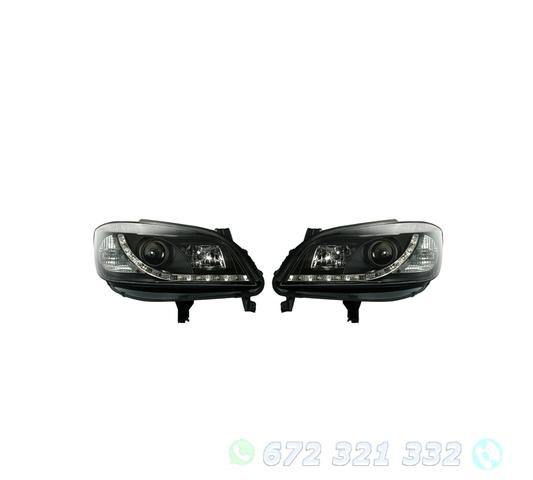 Guardabarros delantero izquierdo para Opel Zafira A t98 año de fabricación 99-05 t98
