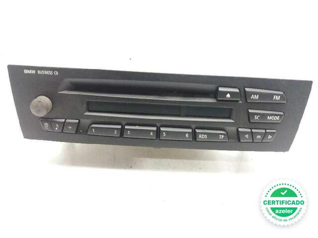 Radio Business CD BMW Audio original E81 E87 E90 E91 9141682 65129141682