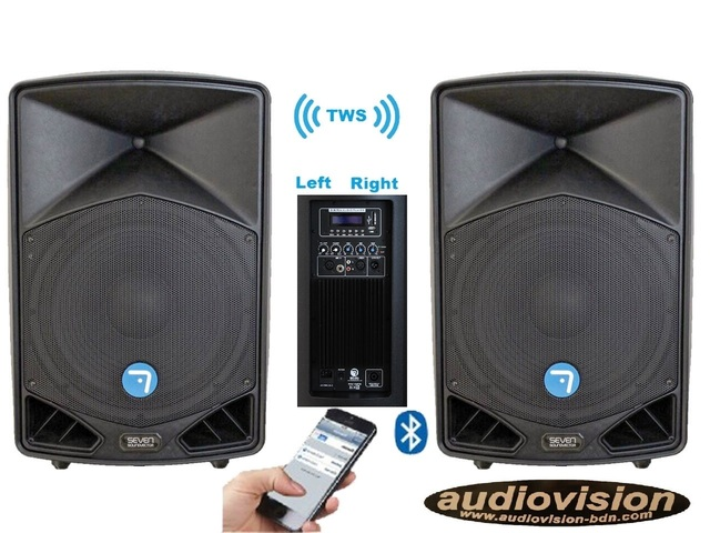 ALTAVOCES ESTERES BT TWS SIN CABLE AUDIO - foto 1