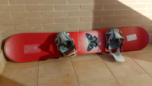 Vendo Equipo Snowboard