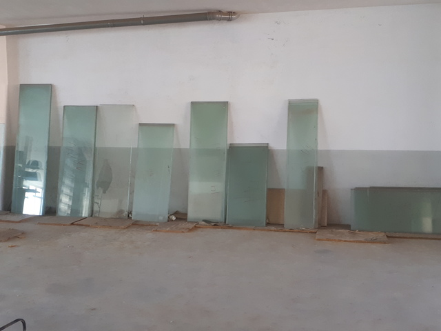 Cristales Paneles Transparentes Laminado