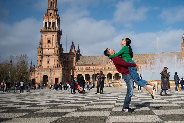 FOTOGRAFO EN SEVILLA-SESIÓN DE FOTOS - foto 5