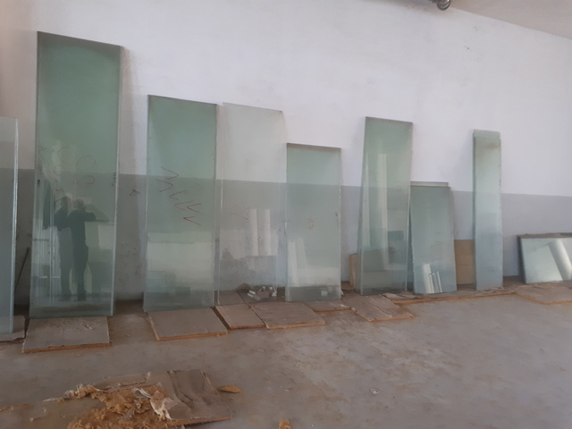 Cristales Transparentes Laminados