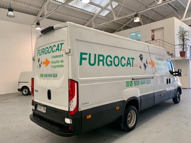 FURGOCAT-  ALQUILER FURGONETAS ECONOMICO - foto 3