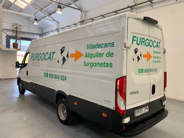 FURGOCAT-  ALQUILER FURGONETAS ECONOMICO - foto 4