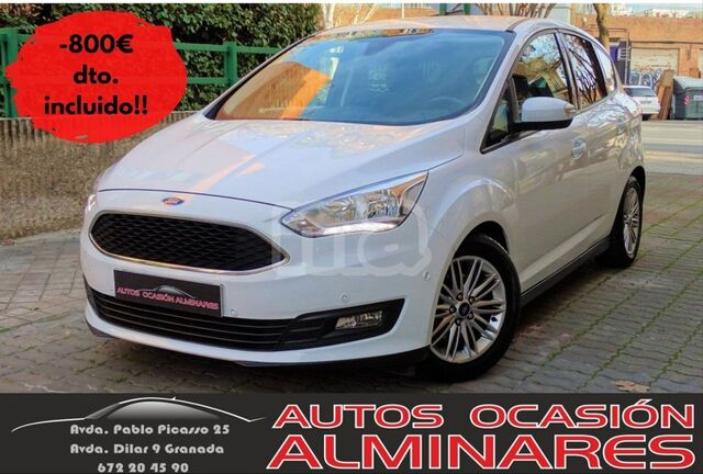 FORD - CMAX 1. 0 ECOBOOST 92KW 125CV TREND - foto 1