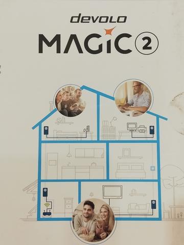 DEVOLO MAGIC 2 PLC 2400 - foto 2