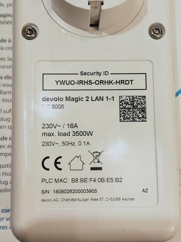DEVOLO MAGIC 2 PLC 2400 - foto 5