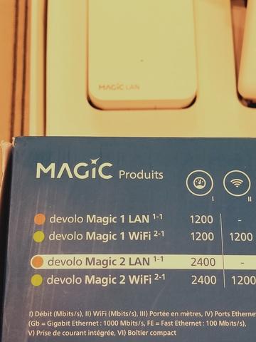DEVOLO MAGIC 2 PLC 2400 - foto 6