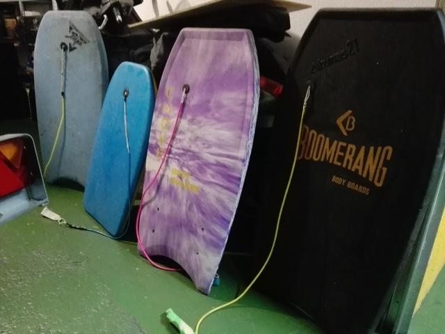 Tablas Bodyboard