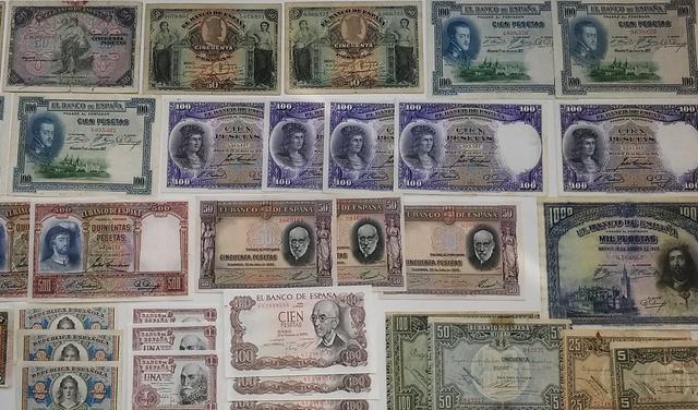 Compro Billetes Españoles