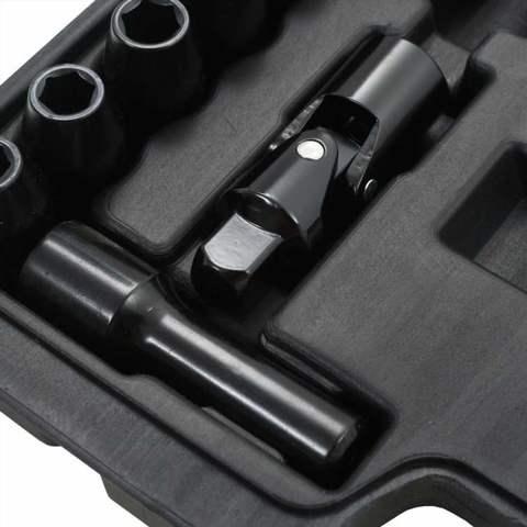 Enchufe 2x//acoplamiento 9mm aire comprimido embrague acoplamiento rápido NW 7,2