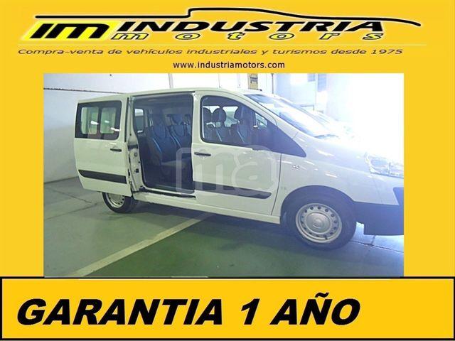 FIAT - SCUDO 1. 6 MJT 90CV 10 SEMIACRIST.  CORTO 56 - foto 1