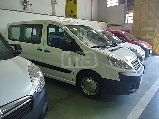 FIAT - SCUDO 1. 6 MJT 90CV 10 SEMIACRIST.  CORTO 56 - foto 2