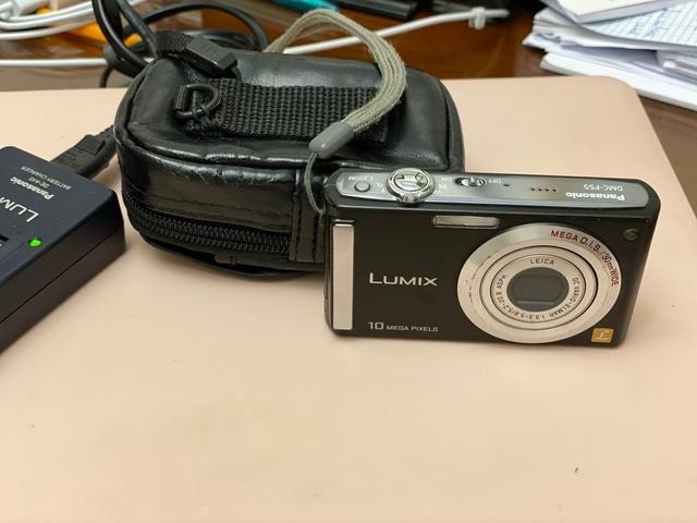 Panasonic Lumix dmc-tz6 Tarjeta de memoria SanDisk SD 8gb F