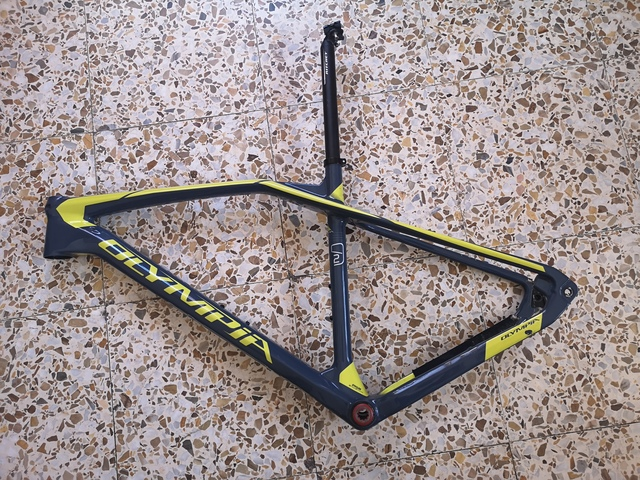 Cuadro De  Carbono Olympia Iron Xl