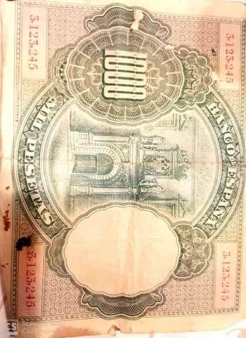 Peseta 1000 Año 1925