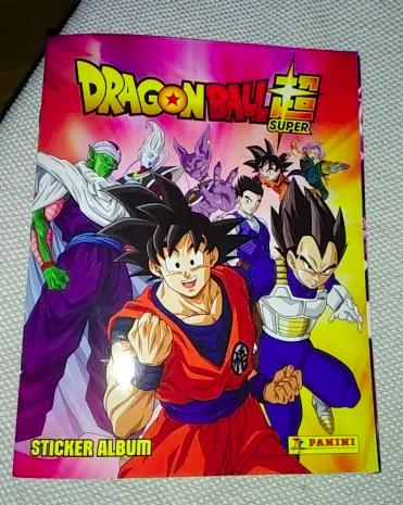 Dragón Ball Super 2, Albúm + 50 Sobres