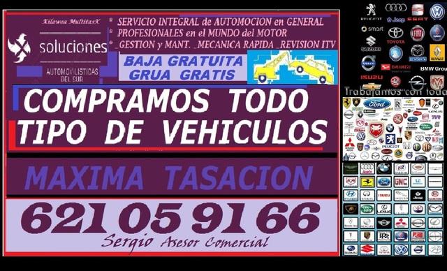 COMPRAMOS TODO TIPO DE VEHÍCULOS - foto 1