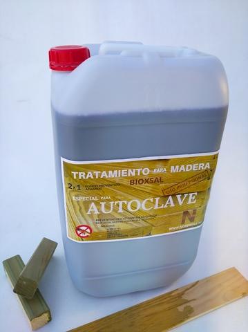 Bioxsal Autoclave Tratamientos Y Lasur